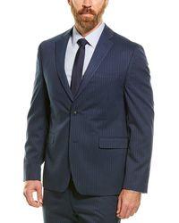 Perry Ellis Suit - Blue