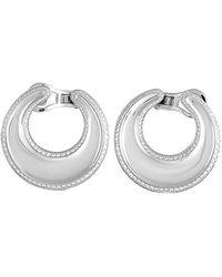 Chopard 18k 1.32 Ct. Tw. Diamond Earrings - Metallic