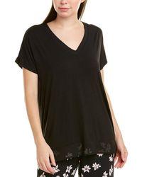 Donna Karan Pyjama T-shirt - Black
