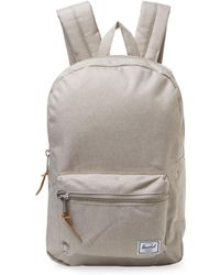 Herschel Supply Co. - Settlement Solid Backpack - Lyst