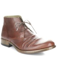 Fly London Bjork Leather Boot - Brown