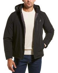 Nautica Hooded Jacket - Black