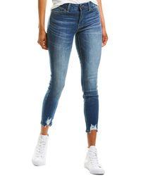 Kendall + Kylie The Ultra Babe Holbrook Skinny Leg - Blue