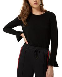 Rebecca Minkoff Juliette Wool & Cashmere-blend Jumper - Black