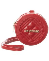 Love Moschino Crossbody - Red