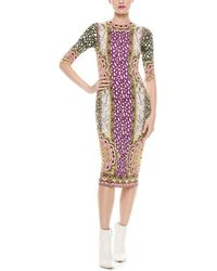 Alice + Olivia Delora Dress - Multicolor