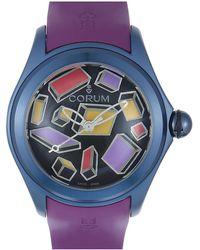 Corum Men's Bubble Watch - Multicolor