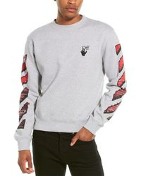 Off-White c/o Virgil Abloh Off-white? Arrows Sweatshirt - Brown