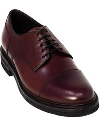 Brunello Cucinelli Leather Dress Shoe - Multicolour