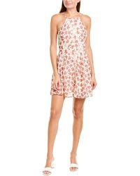 Tularosa Ellis Mini Dress - White