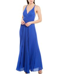 Laundry by Shelli Segal Gown - Blue