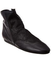 Arche - Lameto Leather Bootie - Lyst