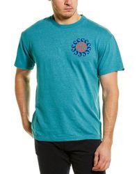 Deus Ex Machina Tinpan T-shirt - Blue