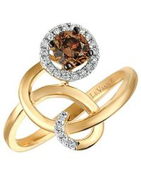 Le Vian ? 14k 0.54 Ct. Tw. Diamond Ring - Metallic