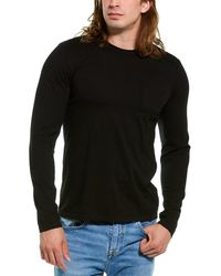 Cotton Citizen Standard Pocket T-shirt - Black