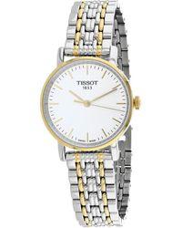 Tissot Everytime Watch - Metallic