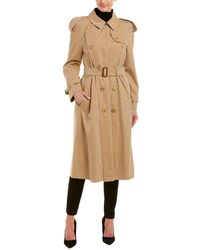 Burberry Westminster Long-length Heritage Trench Coat - Brown