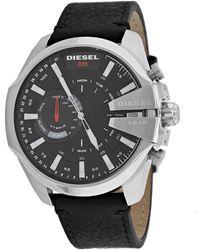 DIESEL Smartwatch - Metallic
