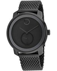 Movado Men's Bold Watch - Black