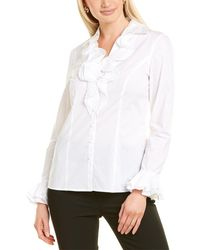 Go> By Go Silk Go>silk Blouse - White
