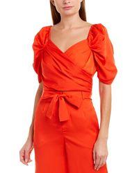 Gracia Top - Orange