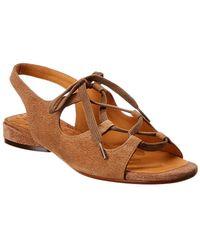 Chie Mihara - Nalia Leather Sandal - Lyst