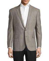 Ralph Lauren   Classic-fit Plaid Wool-blend Jacket   Lyst