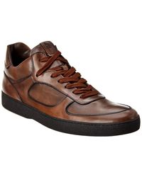 Tod's - Leather Sneaker - Lyst