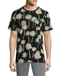 Wesc - Maxwell Hawaii Short-sleeve Tee - Lyst