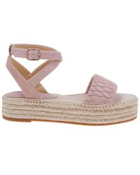 Splendid Seward Suede Sandal - Pink