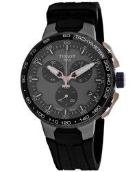 Tissot T-race Cycling Watch - Black