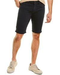 J Brand Eli Nubloo Short - Black