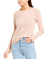 Zadig & Voltaire Cici Cashmere Sweater - Pink