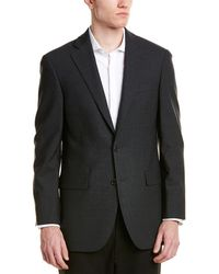 Brooks Brothers 346 Madison Fit Wool-blend Jacket - Gray