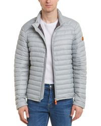 Save The Duck Puffer Jacket - Blue