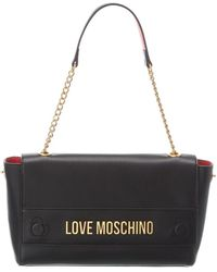 Love Moschino Shoulder Bag - Black
