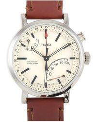 Timex Men's Watch - Metallic