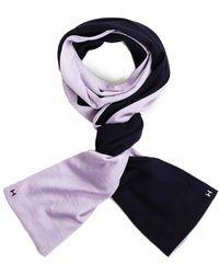 Hermès Cashmere & Silk-blend Scarf - Multicolour