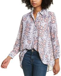 Insight Georgette Blouse - White