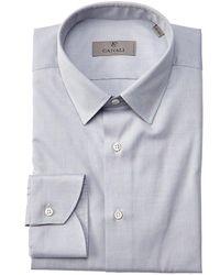 Canali Dress Shirt - Blue