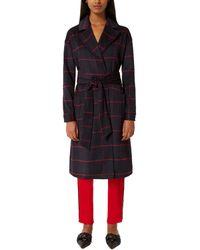 Rebecca Minkoff Cecilia Wool-blend Coat - Black