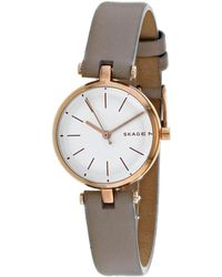 Skagen Women's Signatur Watch - Metallic