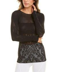 Wolford Alexa Wool-blend Pullover - Black