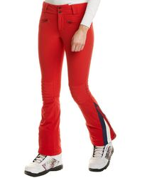 Perfect Moment Aurora Flare Pant - Red
