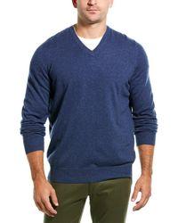 Brunello Cucinelli Cashmere Sweater - Blue