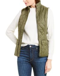 Barbour Otterburn Quilted Vest - Green