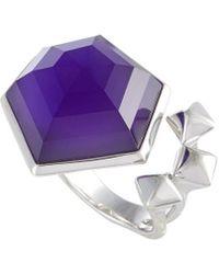 Stephen Webster - Silver 29.80 Ct. Tw. Gemstone Ring - Lyst