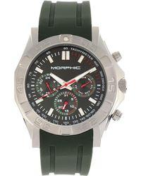 Morphic Men's M75 Series Watch - Metallic