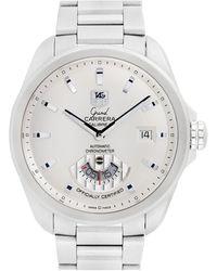 Tag Heuer 2000s Men's Carrera Watch - Metallic