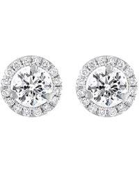 Diana M. Jewels . Fine Jewelry Platinum 4.69 Ct. Tw. Diamond Ring - Metallic